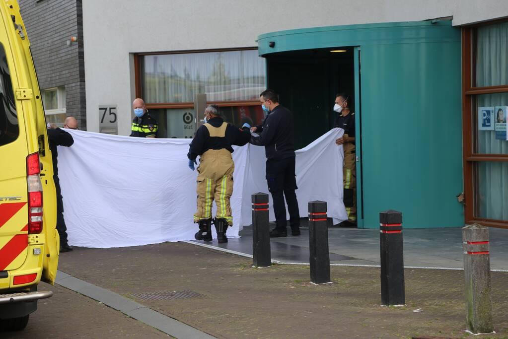 Persoon overleden bij brand in GGZ-instelling