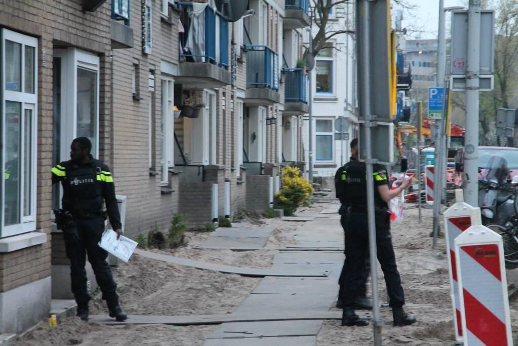 Politie doet onderzoek naar overval op woning