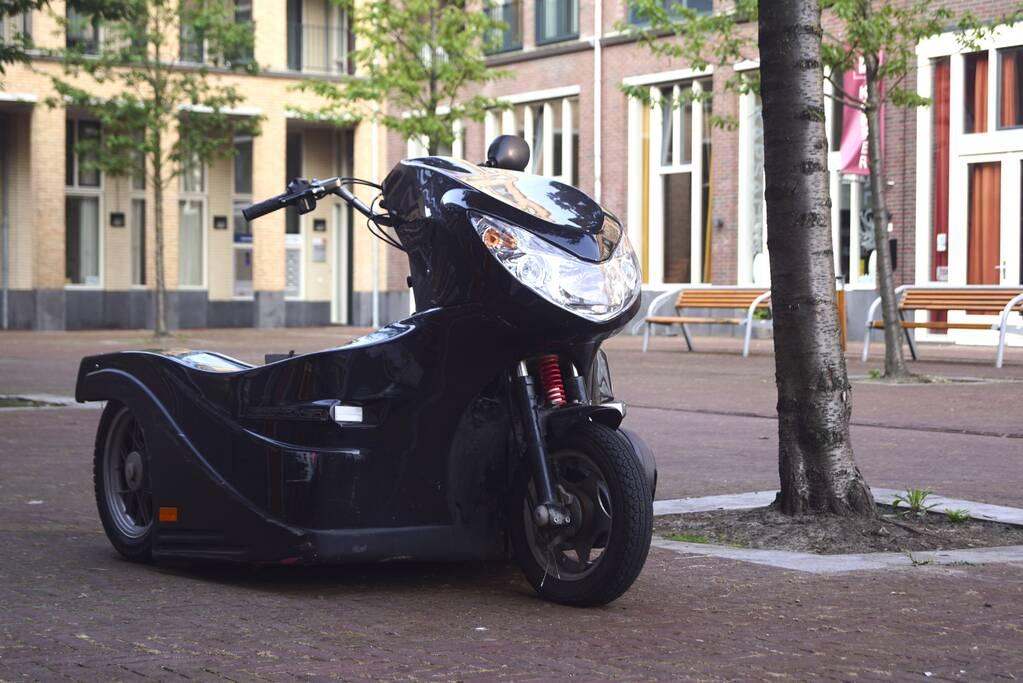 Pendelscooter van rolstoelgebruiker wederom vernield