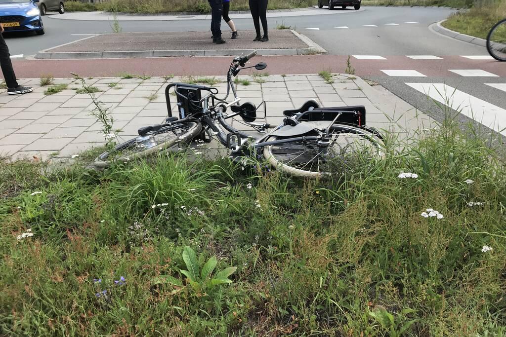 Kind gewond door ongeval met personenauto