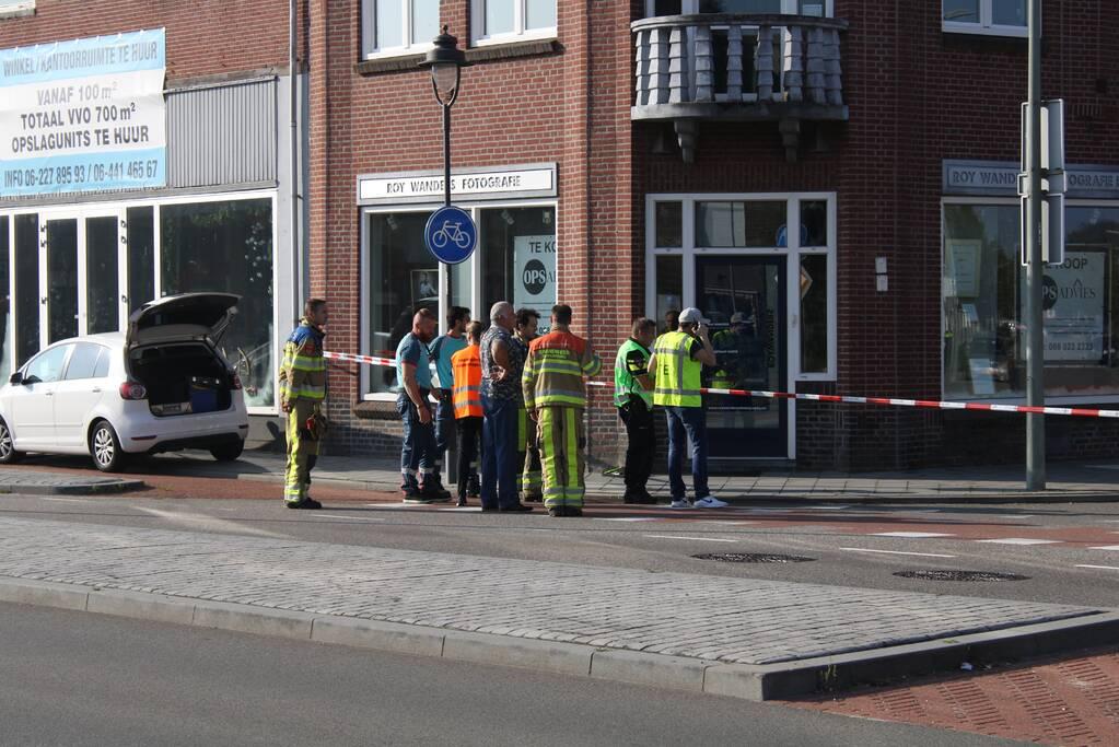 Explosief op straat gevonden