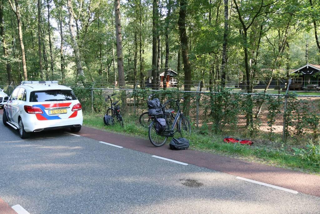 Fietser gewond bij botsing met andere fietser
