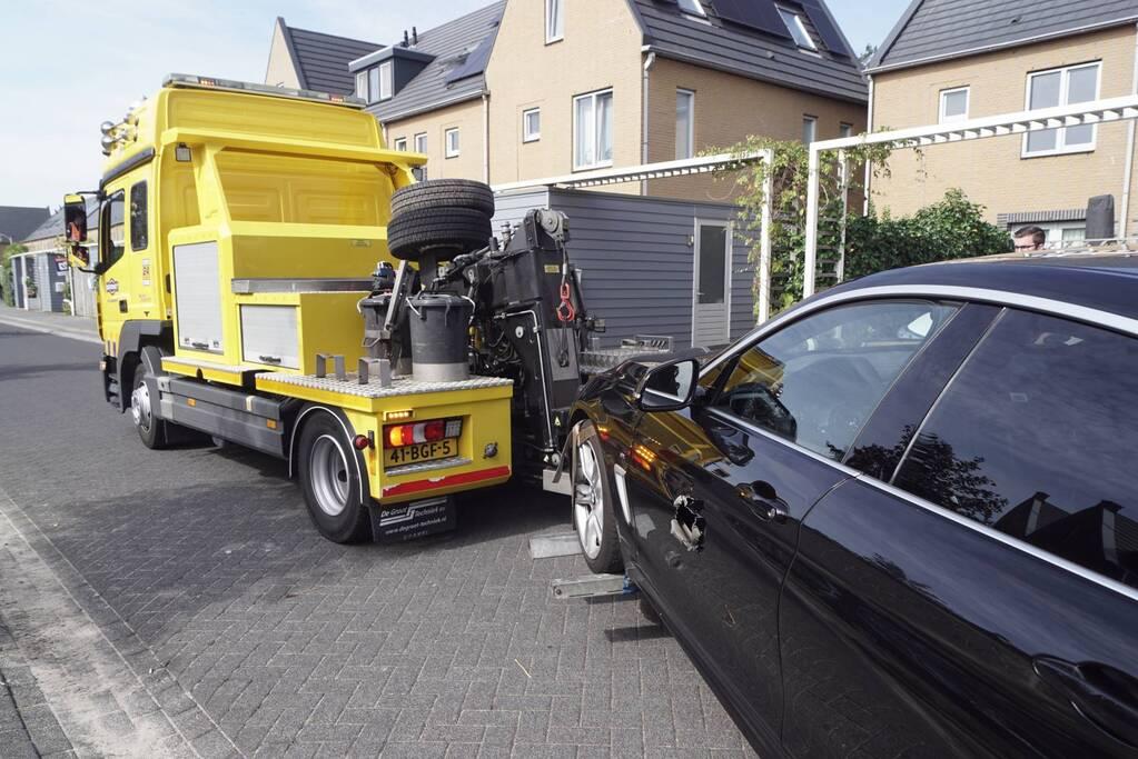 Inbrekers vernielen autoportieren BMW's bij diefstal
