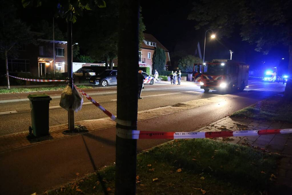 Gewonde man loopt weg uit ziekenhuis en overlijdt