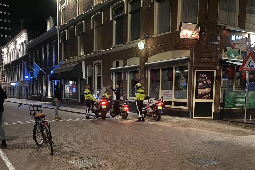 Jongeman op GO Sharing-scooter aangehouden