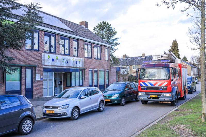 Onderzoek naar brandlucht kinderopvang (Amersfoort)