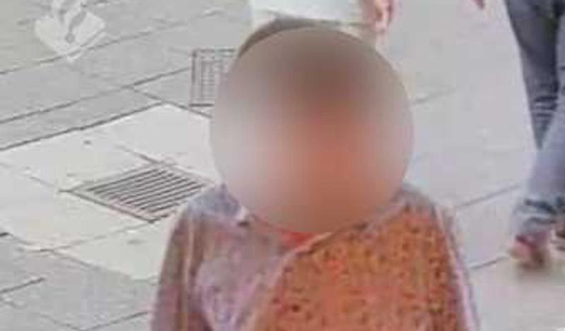 Man pakt mobieltje af van peuter (2): politie deelt foto