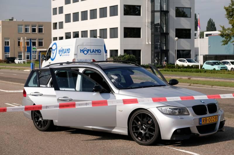Politie onderzoekt schietpartij WC Alexandrium