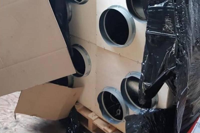 Spullen voor opzet hennepkwekerij in beslag genomen