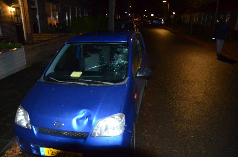 #Leeuwarden Fietser gewond na aanrijding Cambuursterpad Leeuwarden.