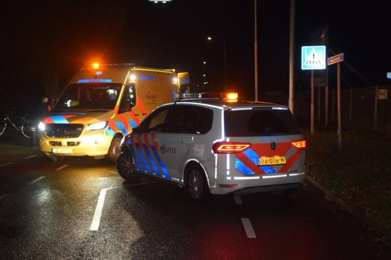 Fietser geschept door personenauto, Serlippensstraat Terneuzen - Hardnieuws