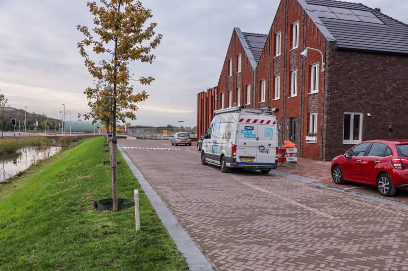 Loszittende afsluiter in nieuwbouwstraat zorgt voor waterlekkage, Baak van Zierikzee Amersfoort - Hardnieuws