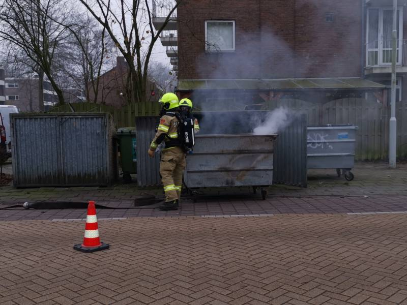 brand hollandseweg wageningen