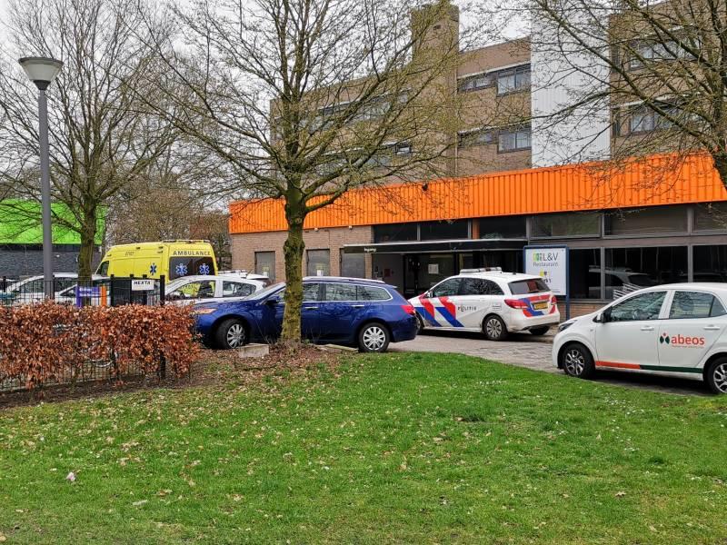 Persoon gewond na mishandeling bij voormalig Hotel PTC