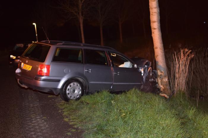 Flinke schade na eenzijdig ongeval