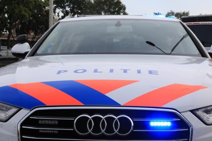 Politie lost waarschuwingsschot na achtervolging