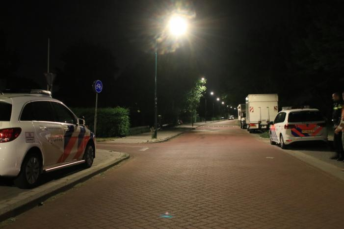 Grote zoektocht na woningoverval