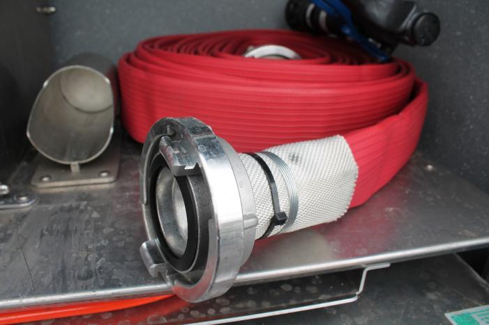 Levensreddend gereedschap gestolen bij brandweerkazerne