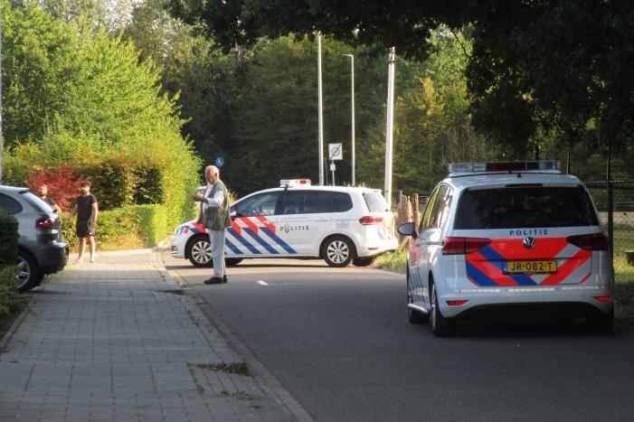 Politie lost waarschuwingsschoten bij ruzie, twee gewonden