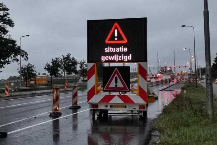 Matrixborden geplaatst na meerdere ongevallen