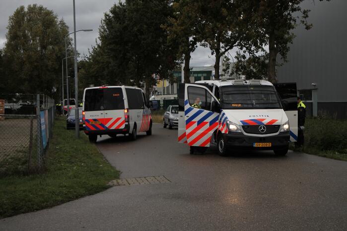 Politie maakt eind aan illegaal feest met 100 feestgangers