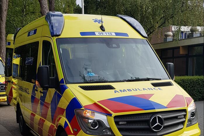 Traumahelikopter ingezet voor incident op Scholengemeenschap De Breul