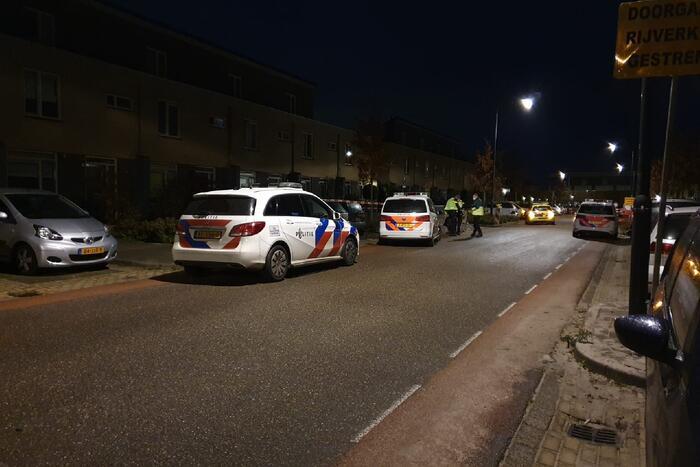 Man gewond bij steekpartij, verdachte (23) aangehouden
