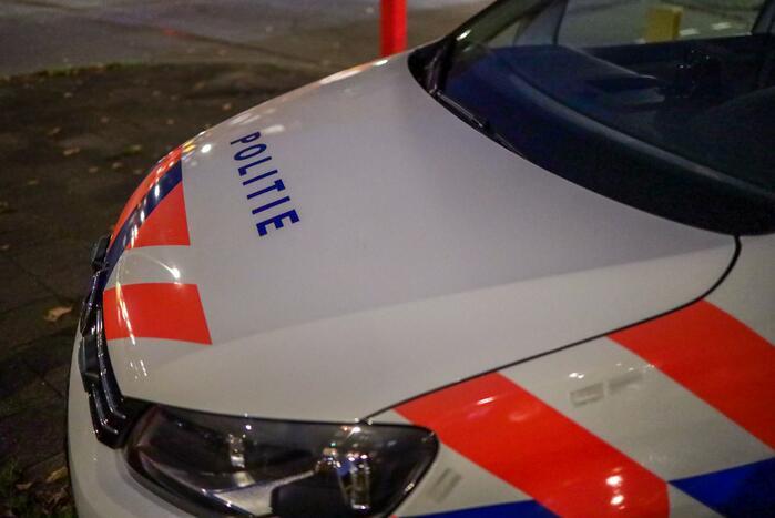 Illegaal feest beëindigd door politie