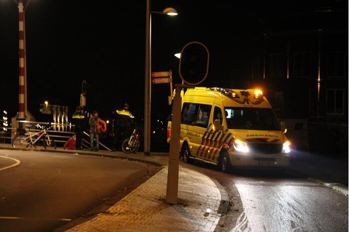 Bezorgster gewond na val met elektrische fiets