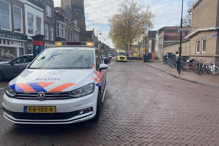 Traumahelikopter ingezet voor incident op Casimirschool