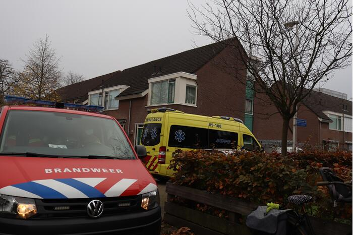 Man overleden bij ernstig incident