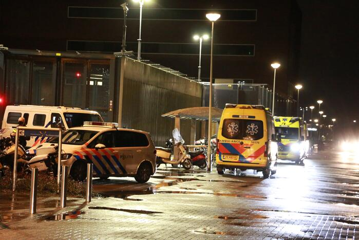 Incident bij forensisch centrum Teylingereind