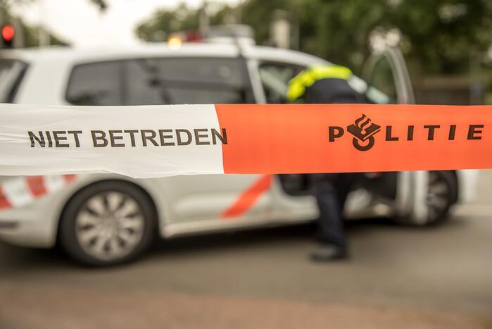 14-jarige jongen neergestoken op straat