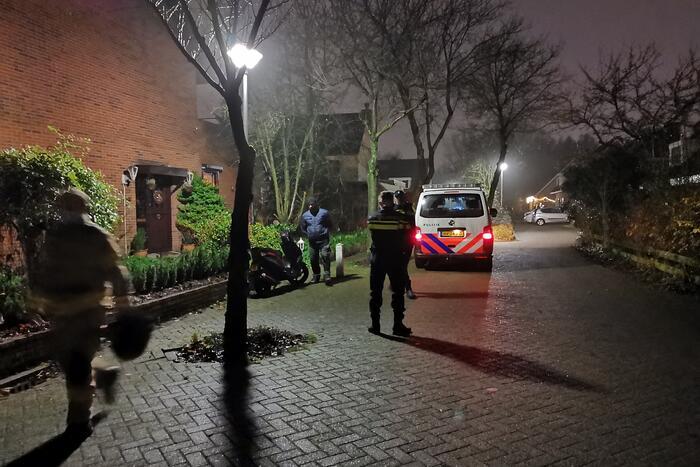 Gestolen scooter weer terecht bij eigenaar
