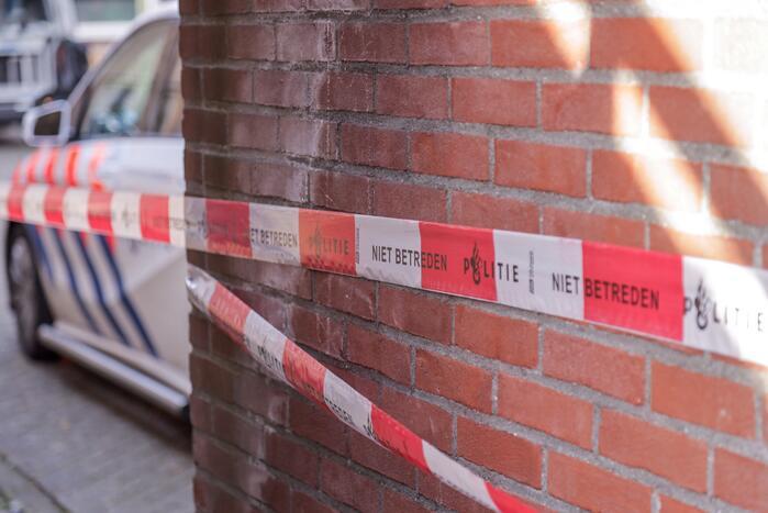 Twee personen gewond bij steekincident