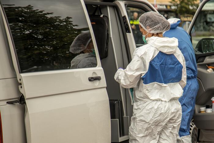 Politie zoekt met sonarboot naar vermiste man