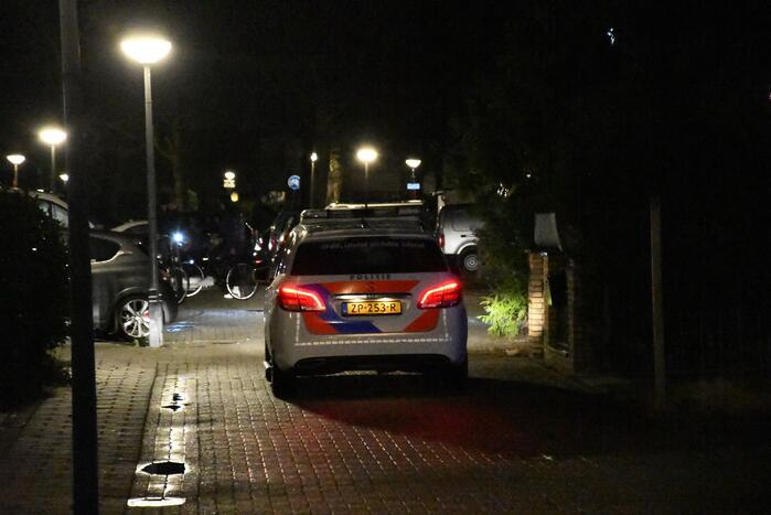 Zoekactie na geweldsincident in Amsterdam