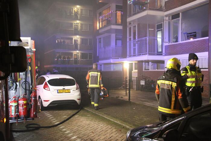 Brand in flatwoning