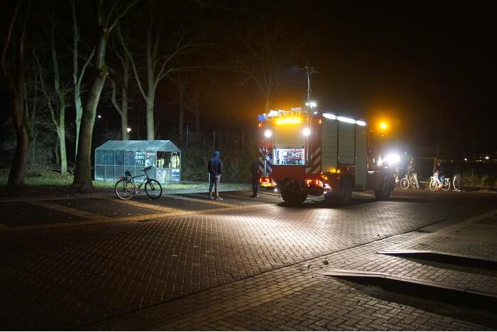 Brand in Jongeren OntmoetingsPlek (JOP)