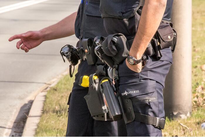 Arrestantenbewaker aangehouden voor ontucht