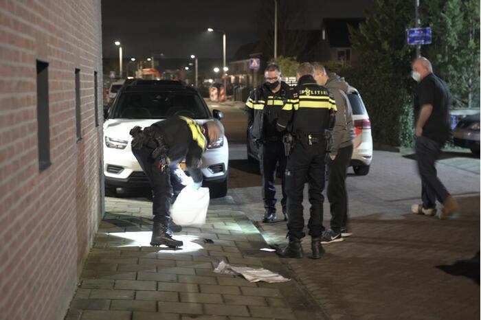 Overval op Hoogvliet supermarkt