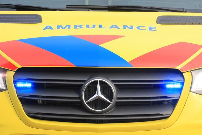 Bestuurders gewond bij ongeval