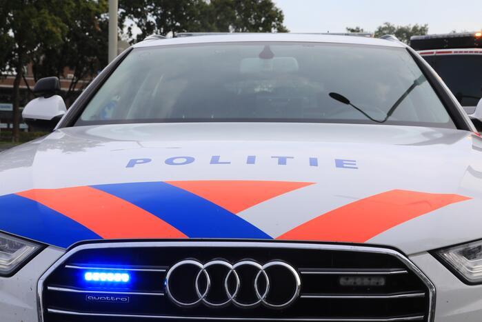 Politie zoekt getuigen van poging tot inbraak