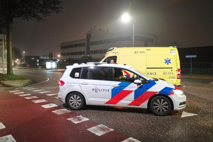 Grote afzetting na incident