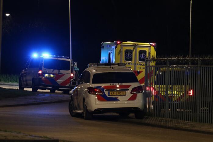 Meerdere gewonden bij ongeval