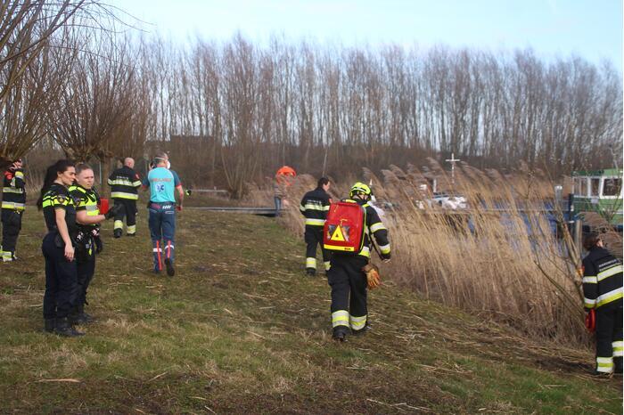 Onderzoek naar mogelijk vermiste kanoër op water Mooie Nel