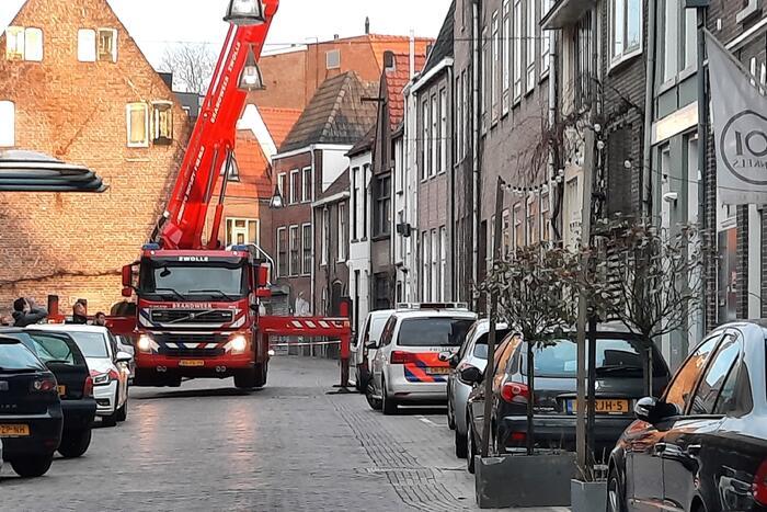 Man (30) overleden na val van dak