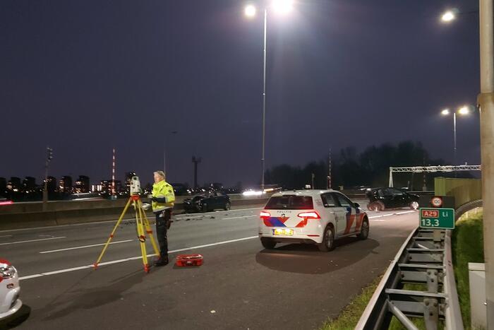 Politie doet onderzoek naar ernstig ongeval
