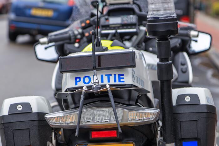 Politie zoekt verdachte met groen mondkapje