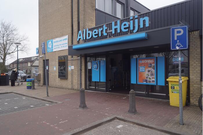 Stroomstoring zorgt voor problemen bij Albert Heijn